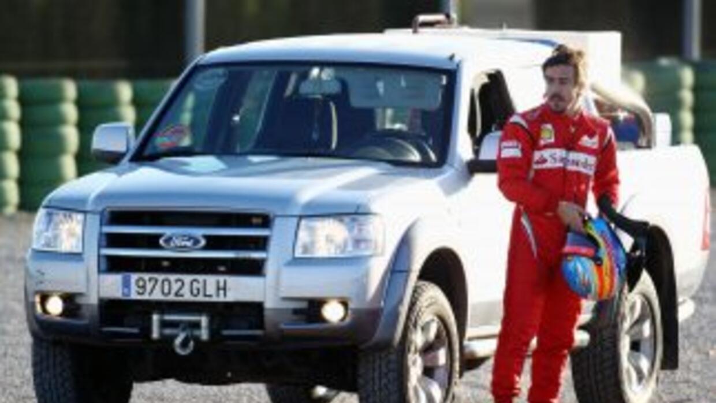 Fernando Alonso opinó que 'hay otras medidas bastante más eficaces' para...