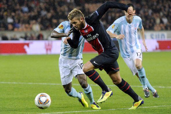 El París Saint-Germain recibió al Slovan Bratislava.