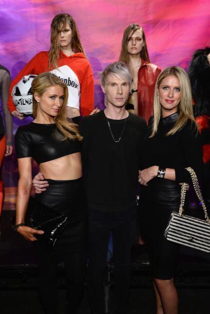 Paris y Nicky Hilton son de las que no pueden faltar a ninguna edición d...