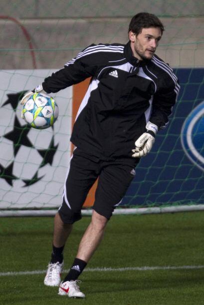 El Lyon entrenó por última vez ayer en el campo del APOEL.