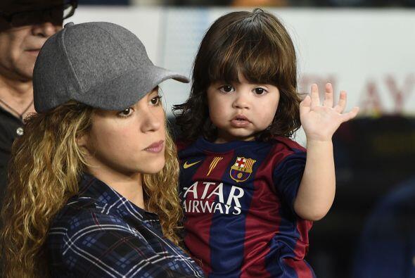 Aunque apenas tiene dos añitos, Milan tendrá una gran responsabilidad.