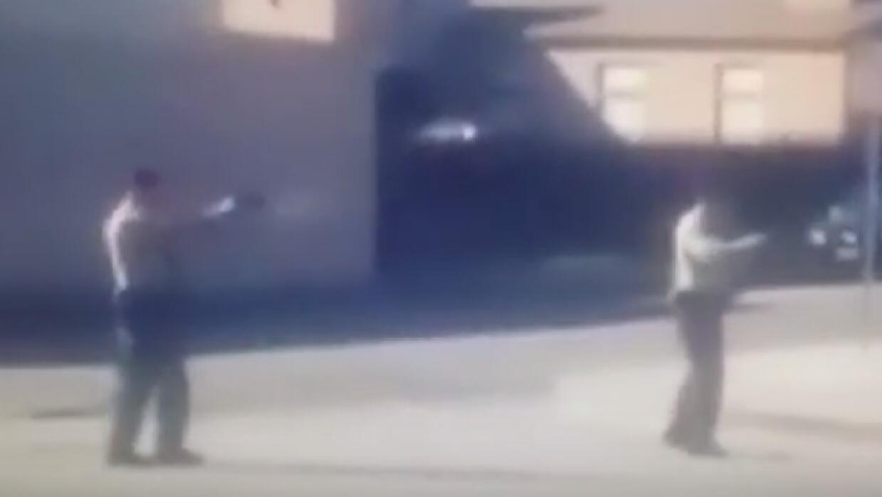 Imagen tomada del video que aparece en Youtube.