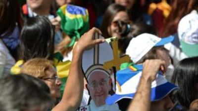El papa Francisco enviará un mensaje grabado contra el racismo en la ape...