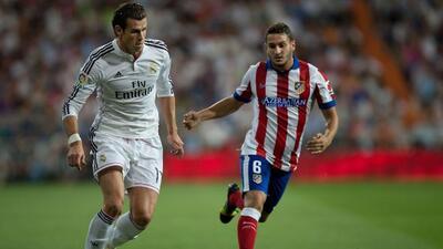 Bale y Koke son dos valuartes en los esquemas de sus equipos.