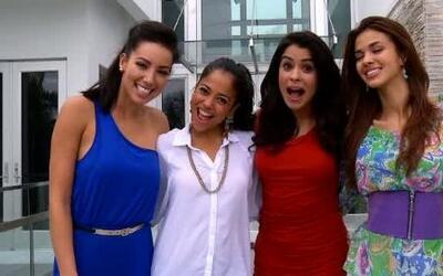 Lo mejor del detrás de cámaras de la webnovela de Nuestra Belleza Latina