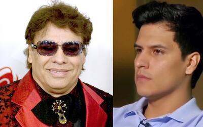 Exclusiva: Luis Alberto Aguilera es hijo legítimo de Juan Gabriel y tene...