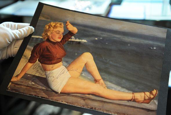 Monroe falleció el 5 de agosto de 1962 a causa de una sobredosis...