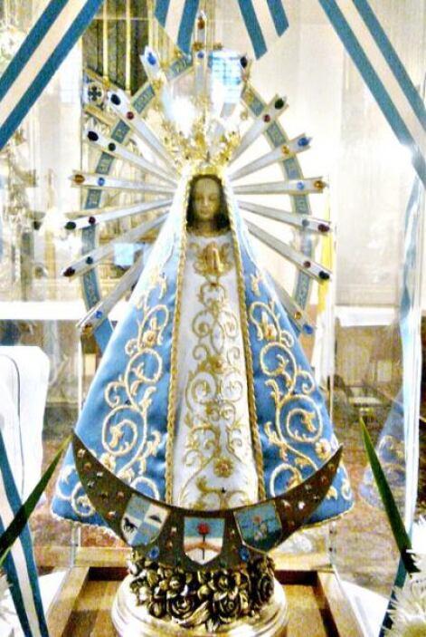 La Virgen de Luján o Nuestra Señora de Luján es la patrona de Argentina....