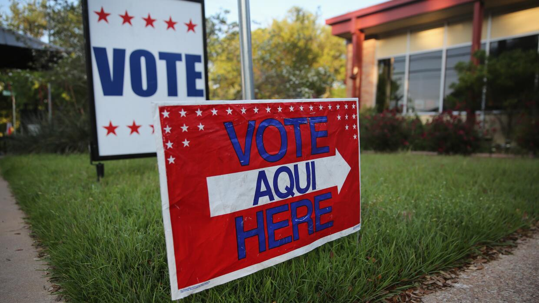 L. J. Martínez: Si tienes derecho, hazte ciudadano y vota por una democr...