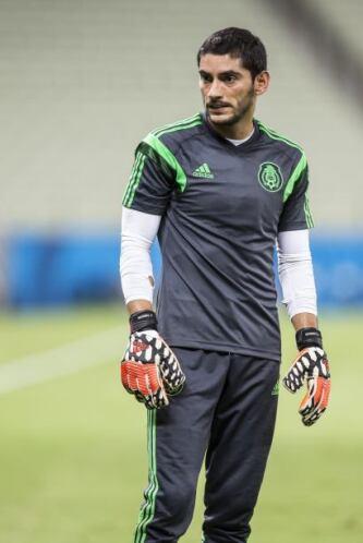Jesús Corona está viviendo la Copa del Mundo desde la suplencia, hasta e...