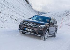 Mercedes-Benz GLS 350 d 4MATIC 2017