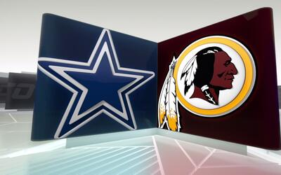 Semana 2 Highlights: Cowboys vs. Redskins