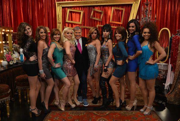 Comenzó la segunda etapa de 'Viva la Diva' y junto a nuestras 9 hermosas...