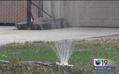 Disminuye ahorro de agua en California
