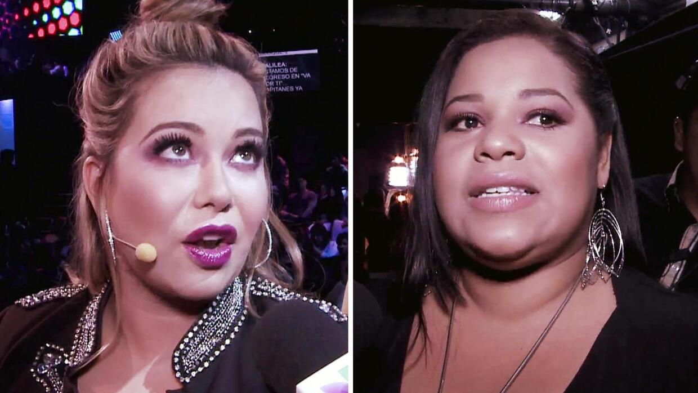 Jacqueline se enfrentó a Chiquis Rivera por haberla eliminado en Va Por Ti