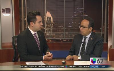 El consulado de México en Austin aumenta sus esfuerzos para informar sob...