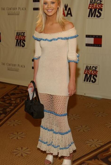 Su intento por llegar a ser tan 'fashion' como su amiga Paris Hilton, se...