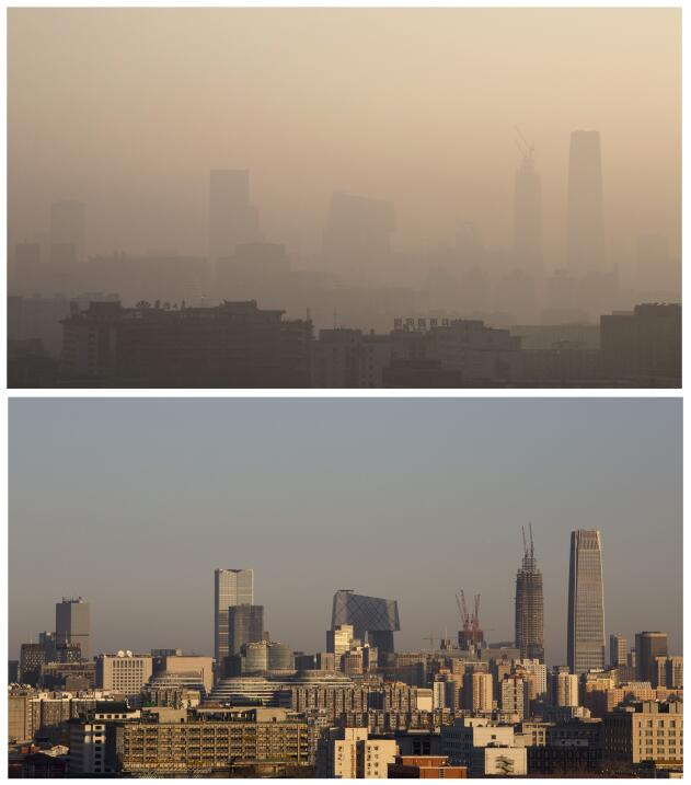 Pekín emite nueva alerta roja por contaminación pekin3.jpg
