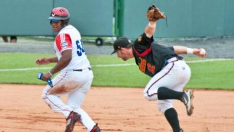 Cuba sumó su sexto triunfo en el Mundial de Béisbol de Panamá al derrota...