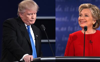 The body language tells the story on the first debate. Donald Trump look...