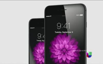 Apple tiene un récord de pedidos anticipados de Iphone 6