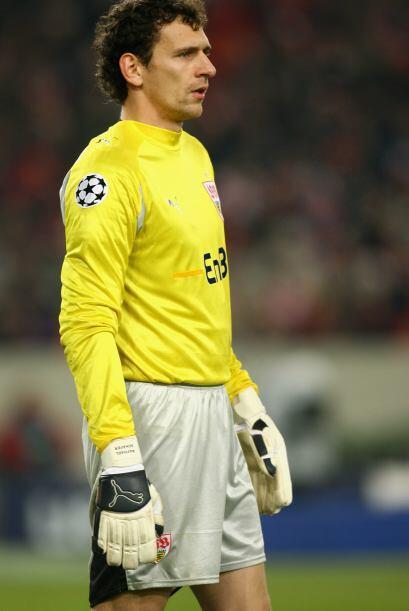Pese a la derrota de su club a manos del Hamburgo, Schäfer dio una...