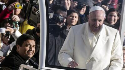 Sigue dando de qué hablar el papa Francisco