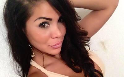 Soraya Riffi, de 21 años, mostró su malestar por lo sucedi...
