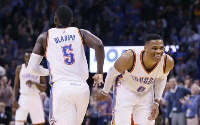 Westbrook acumuló 29 puntos, 12 rebotes y 11 asistencias.
