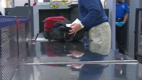 Más de 3,400 armas confiscadas en los aeropuertos de EEUU durante el 2016