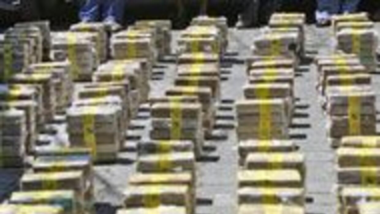 Las autoridades colombianas hallaron cocaían en cargamento de cerveza me...
