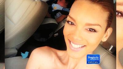 Zuleyka Rivera, la Miss Universo puertorriqueña, reveló que sí se separa...