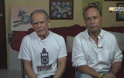 En exclusiva: Oscar López Rivera habla con Jorge Ramos pocas horas antes...