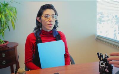 Enchufe TV | La entrevista de trabajo