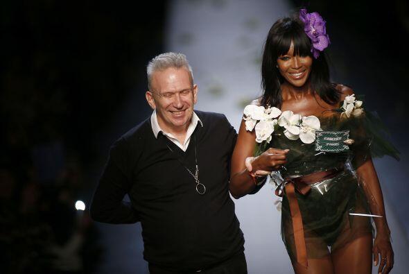 Jean Paul Gaultier es considerado como uno de los mejores diseñadores de...