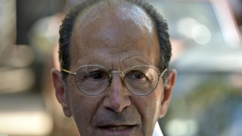El sacerdote y activista Alejandro Solalinde.
