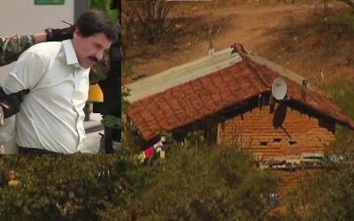 El pueblo de Joaquín El Chapo Guzmán parece un pueblo fantasma