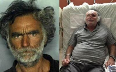 Ronald Poppo, el hombre sin hogar de Florida que ganó notoriedad el año...