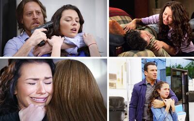 Revive los momentos más difíciles en la vida de Luciana en...