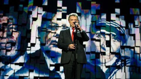 Emotivo concierto en Oslo para rendir homenaje al presidente Santos por...