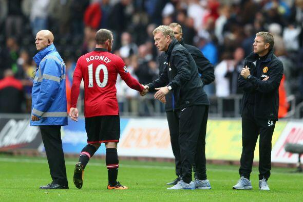 El Man-United inició la temporada con una goleada de 4-1 sobre el...