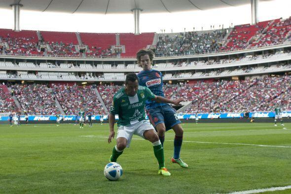 El mal paso de Guadalajara en el Torneo, sólo 10 puntos que lo ti...