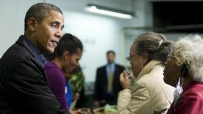 Barack Obama se 'pone' de descuento.