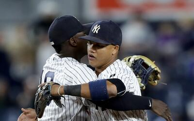 New York Yankees derrotaron 6-0 a Toronto
