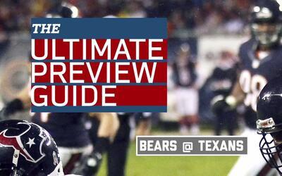 Las claves para el Bears vs. Texans, Osweiler a producir y tiempo para C...
