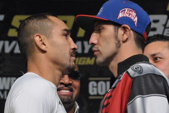 Una de las peleas que promete más acción es la de Humberto Soto contra J...
