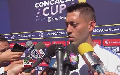 Dempsey: 'Es importante estar en la Copa Confederaciones para jugar bien...