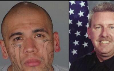 Identifican al sospechoso de asesinar al agente Keith Boyer del Departam...
