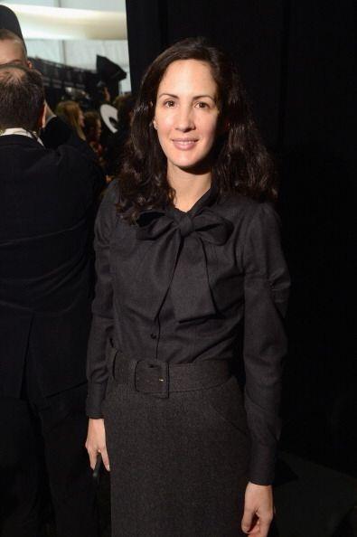 La consultora creativa de moda, Patricia Herrera Lansing, tampoco perdió...
