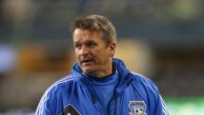 Frank Yallop marcó una época en San José.